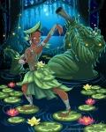 Tiana, Swamp Bender