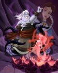Ursula, Bloodbender