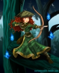 Merida, Freedom Fighter